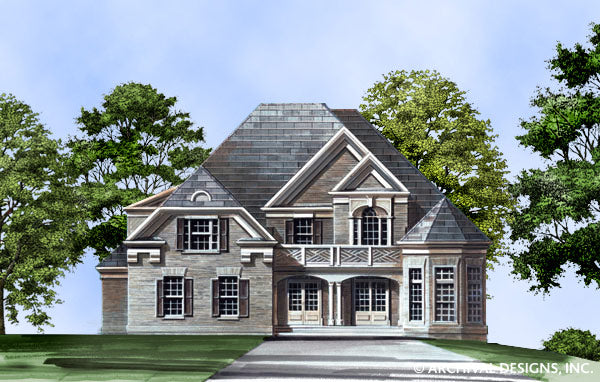 Loudon House Plan