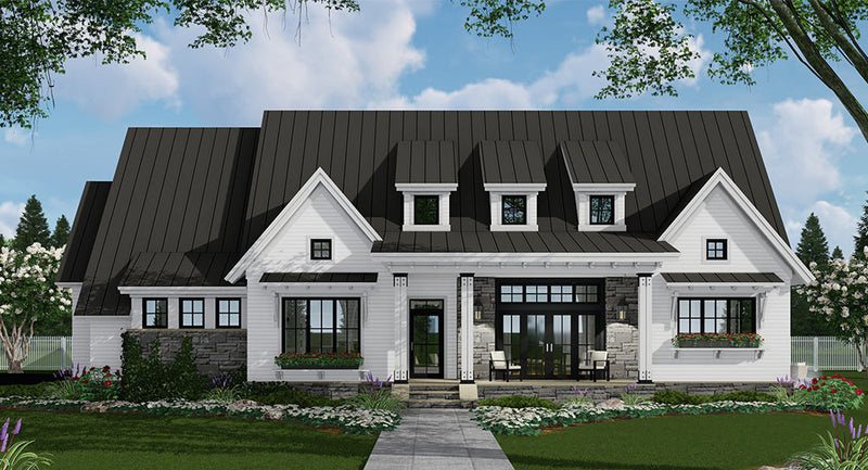 Ariana Marie House Plan