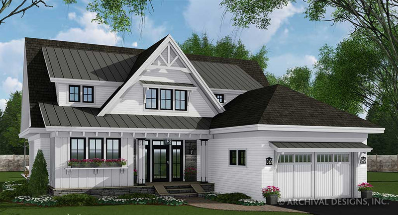 Birdcreek House Plan