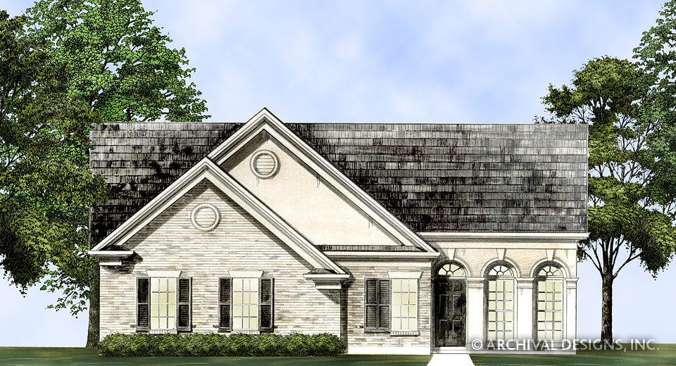 Bluegrass House Plan
