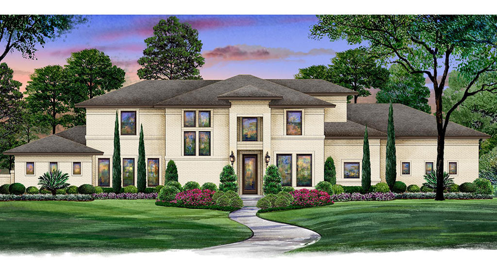 Brookhaven House Plan