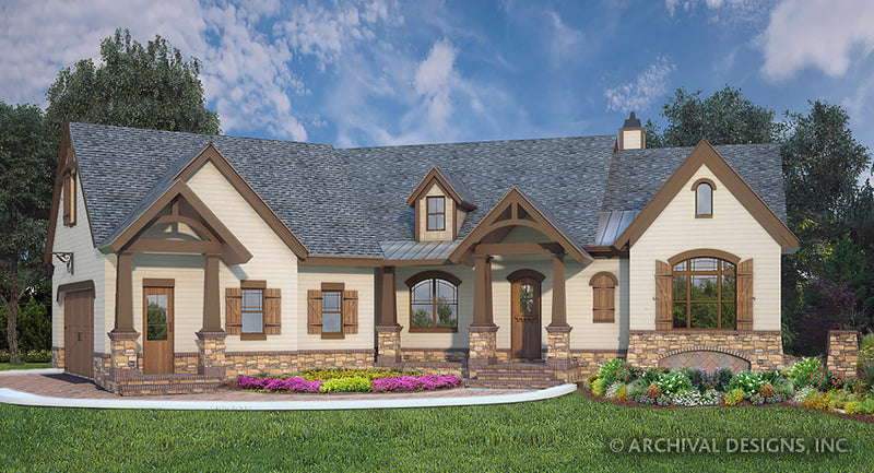 Clarita Place House Plan