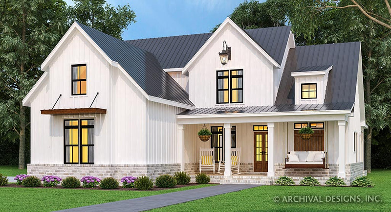 Cranberry Gardens House Plan