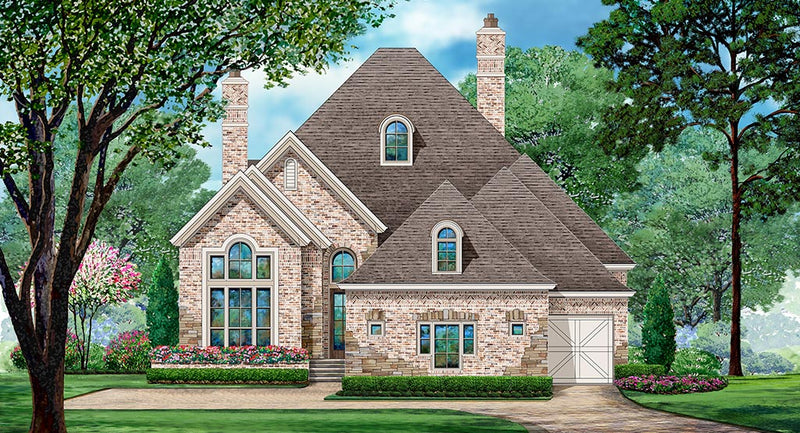 Crystal Lake House Plan