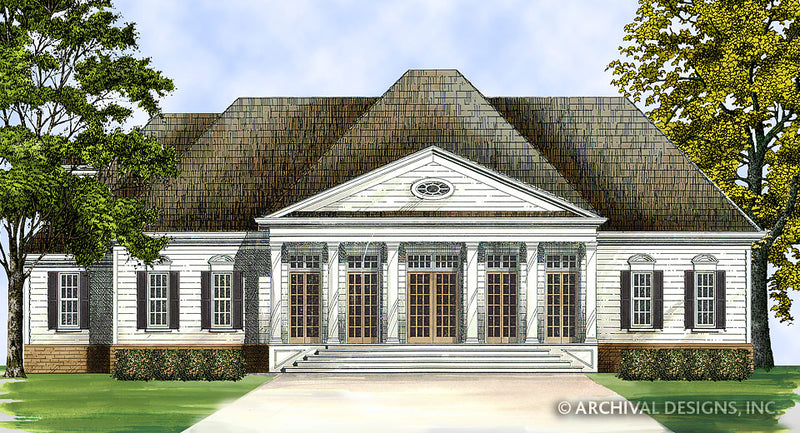 Dogwood House Plan