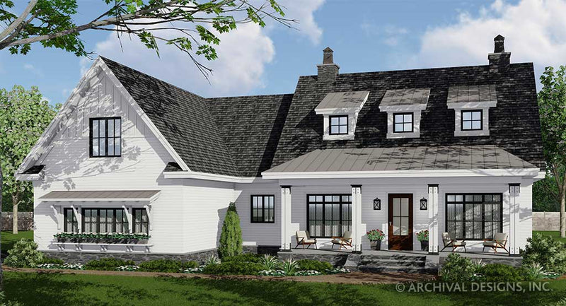 Goose Creek House Plan