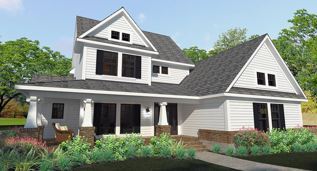 Granbury House Plan