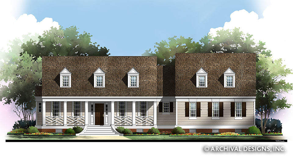 Harthaven Place House Plan
