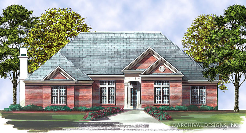 Hickory II House Plan