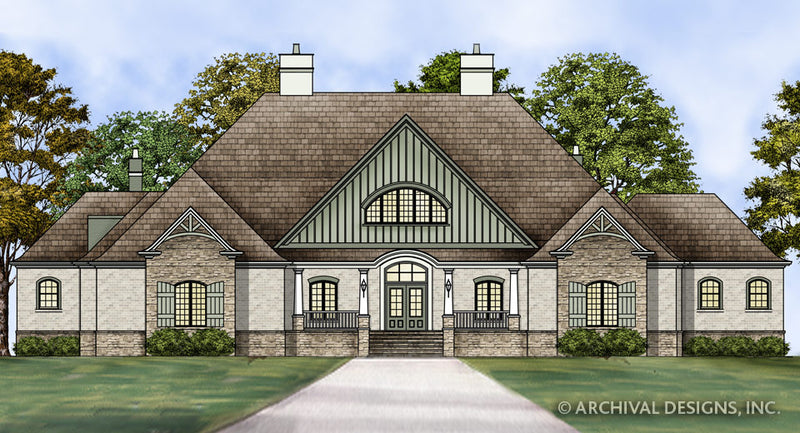 LaCrysta Place House Plan