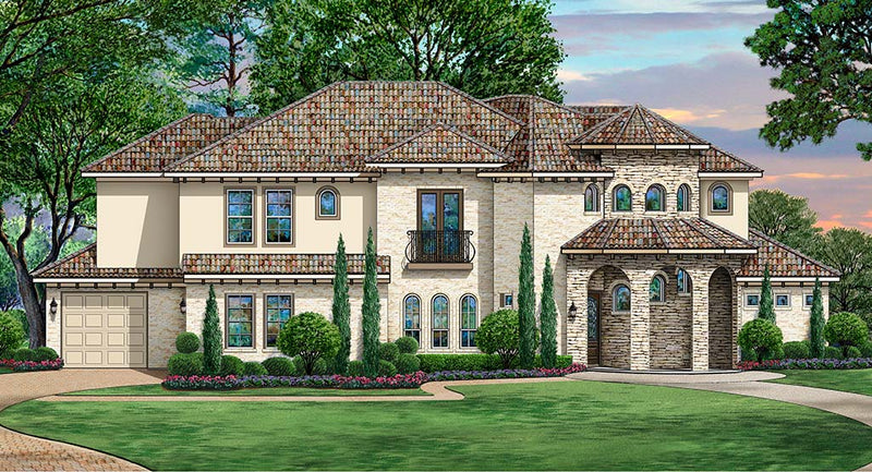 Las Colinas House Plan