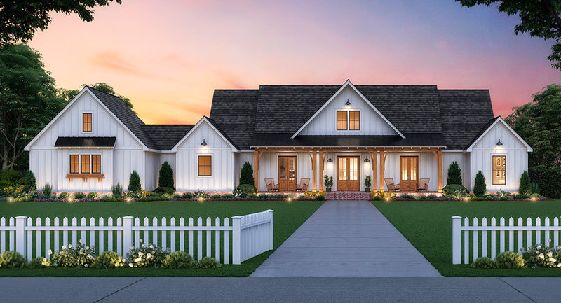 Meadowview House Plan