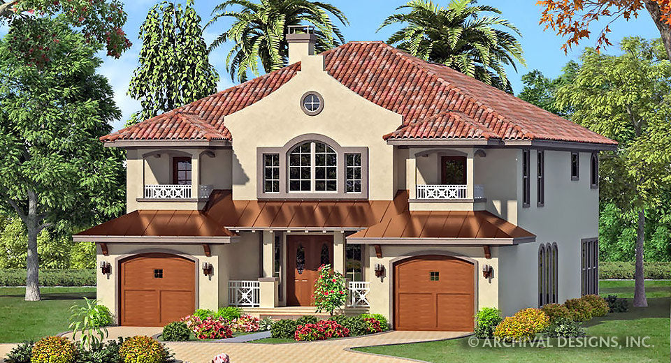 Mission Viejo House Plan