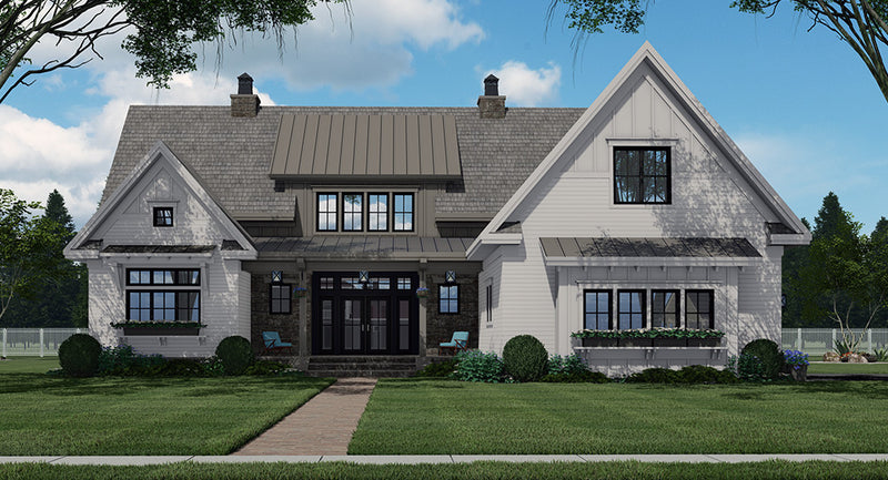Rock Creek House Plan