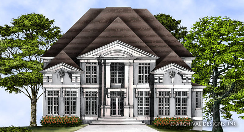 Serrantae House Plan