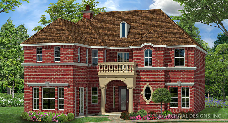 San Jose House Plan