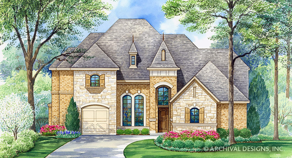 Stoney Brook House Plan