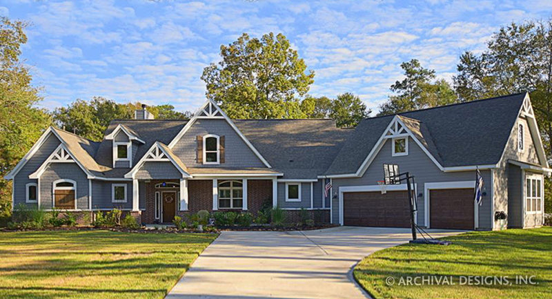 Astonishing Ranch House Plans Stock Home Plans Archival Designs Inc Home Remodeling Inspirations Genioncuboardxyz