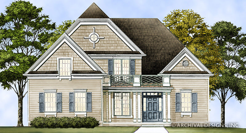 Vidalia House Plan