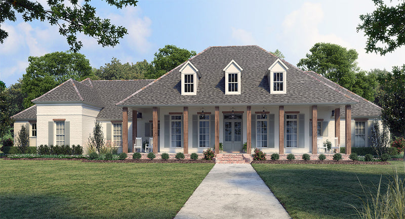 Walnut Grove II House Plan