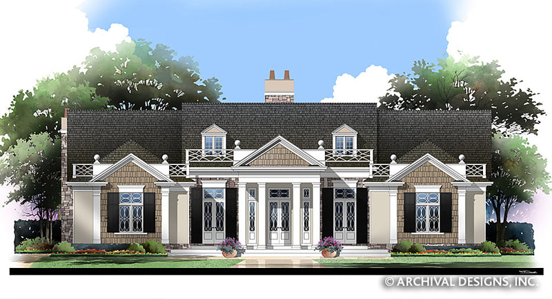 Waterford Place House Plan