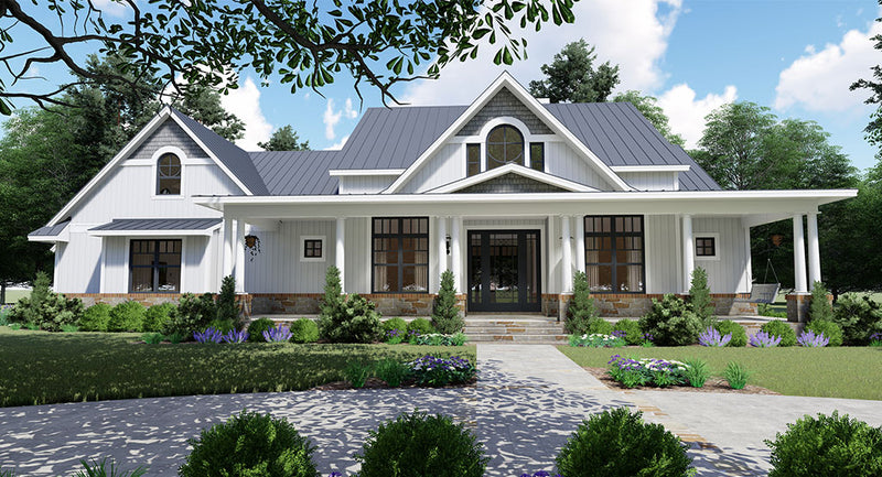 Willow Creek House Plan