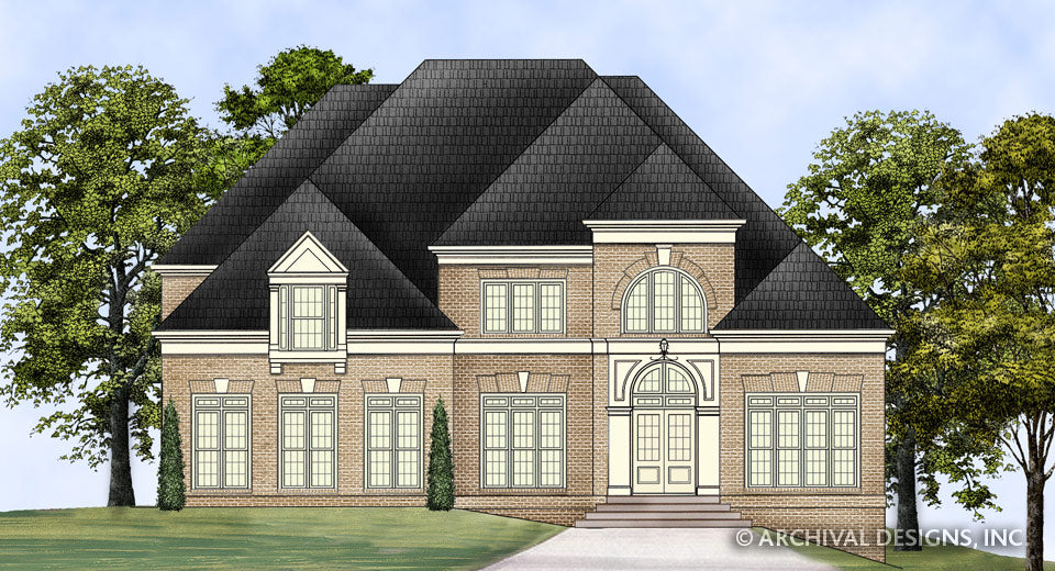 Aslett II House Plan