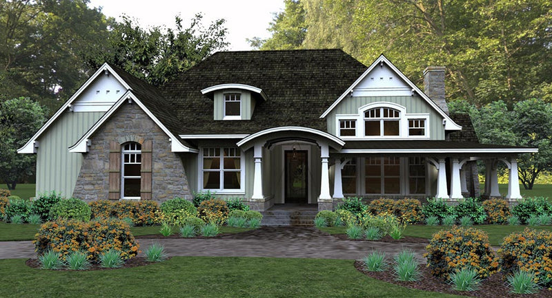 Pleasant Cove House Plan