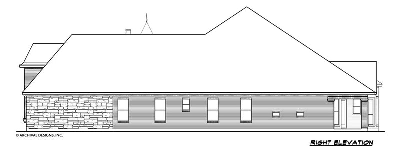 Manchester House Plan