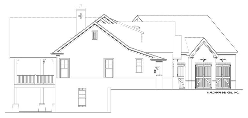 Marymount House Plan