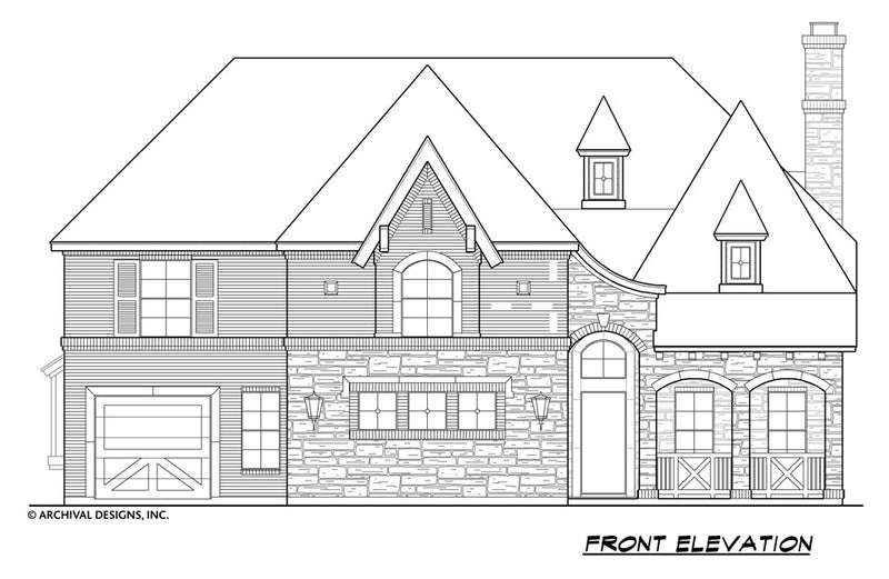 Memphis Valley House Plan