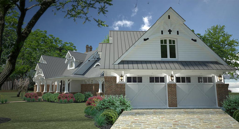 Merveille Vivante House Plan