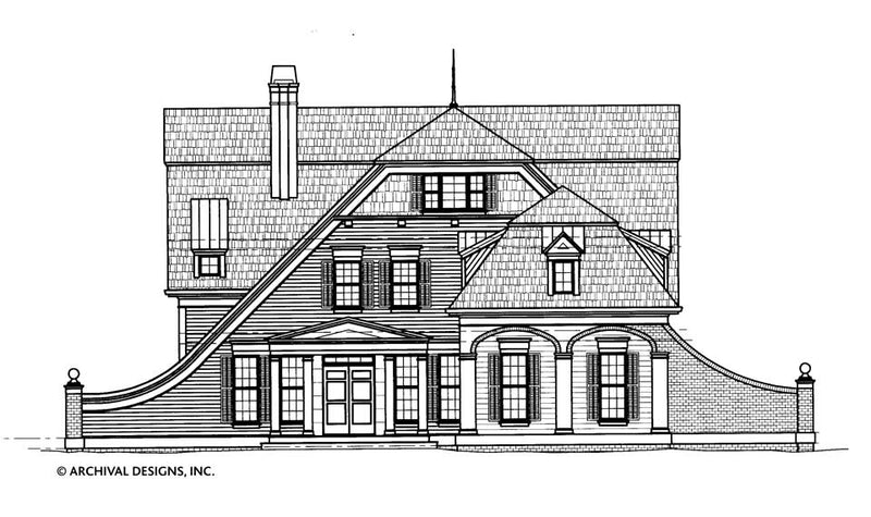 Millington House Plan