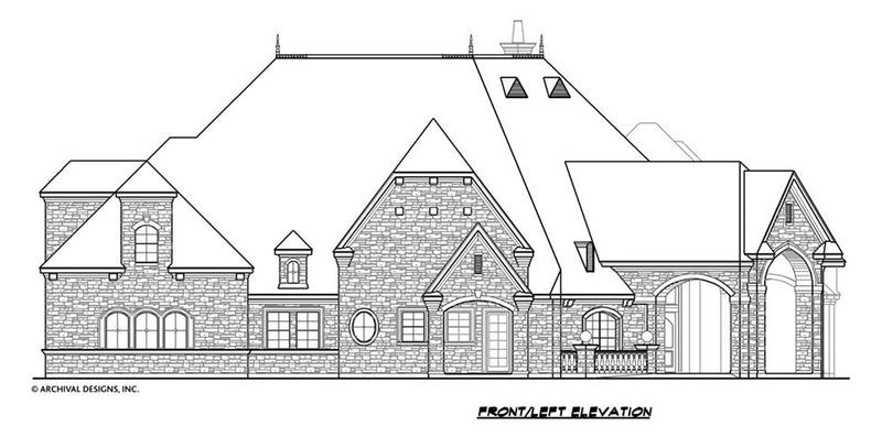 Mira Vista House Plan