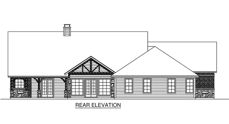 Mockingbird Lane House Plan