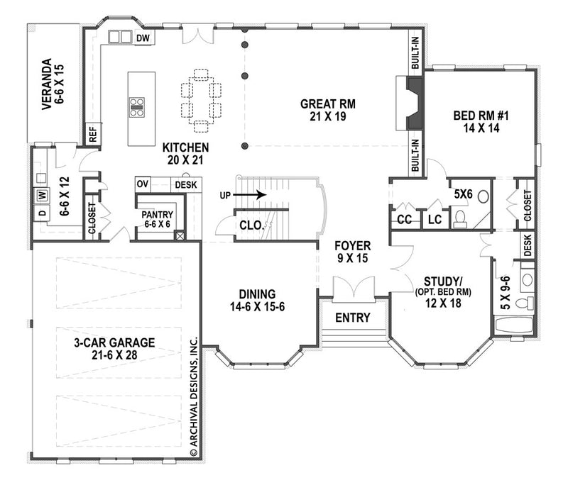 Monaghan first floor, floor plan
