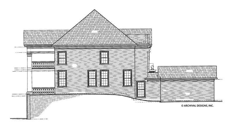 Monclay House Plan