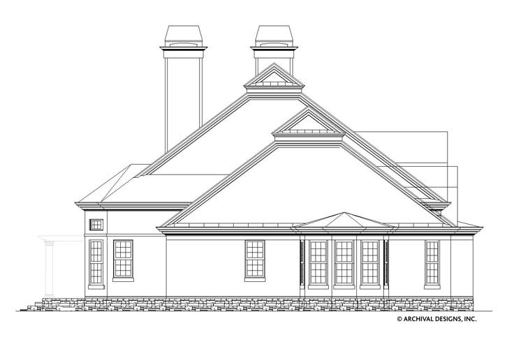 Nantucket House Plan
