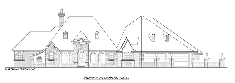 Newport House Plan