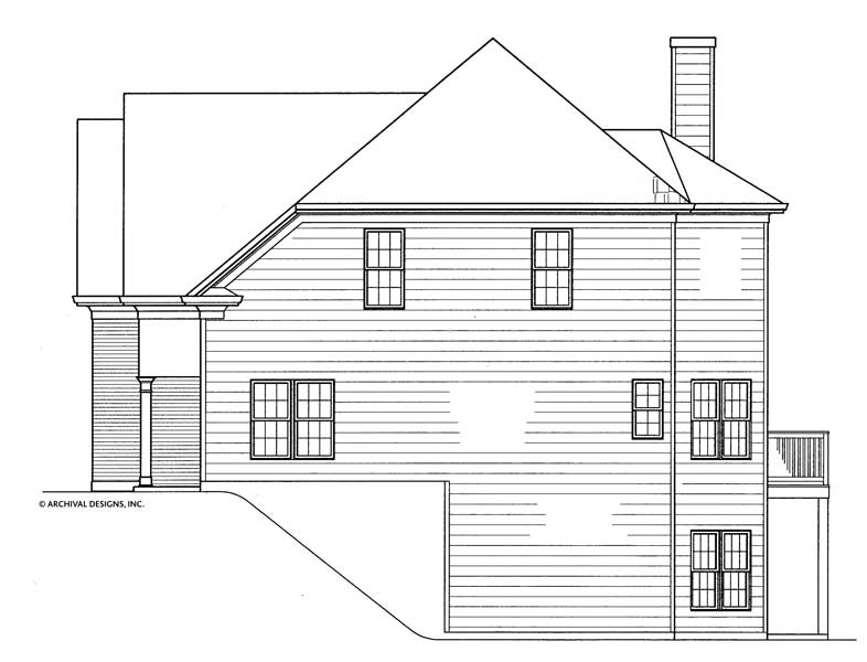 Oak Lane House Plan
