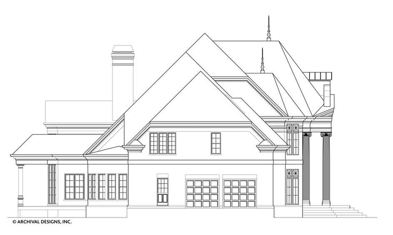 Old Paces House Plan