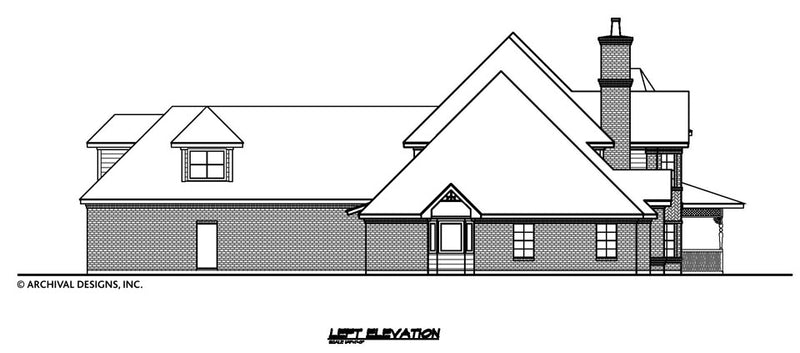 Painted Lady House Plan