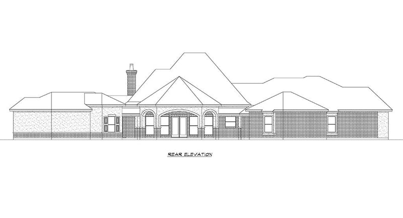 Park City House Plan