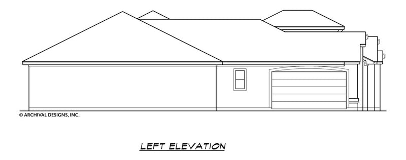 Peavy Place House Plan