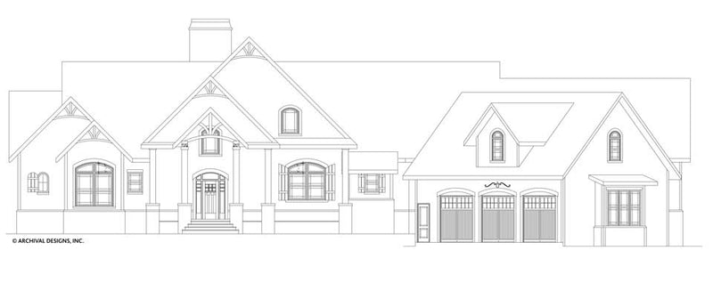 Pepperwood House Plan