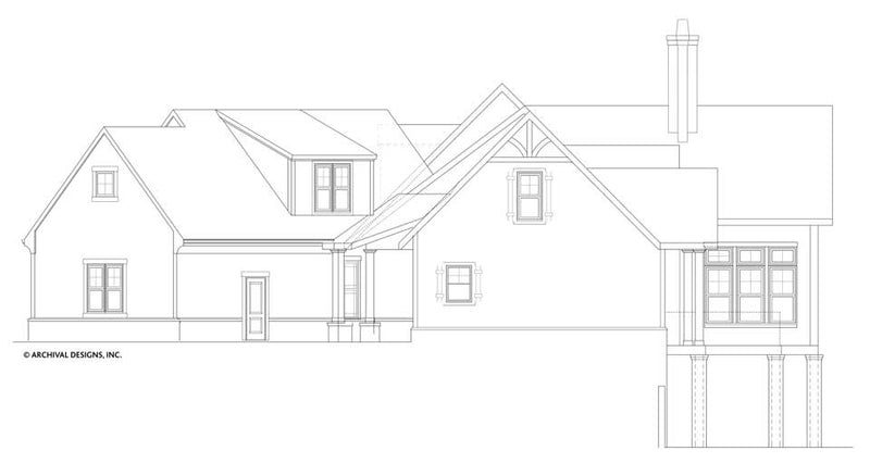 Pepperwood Place House Plan