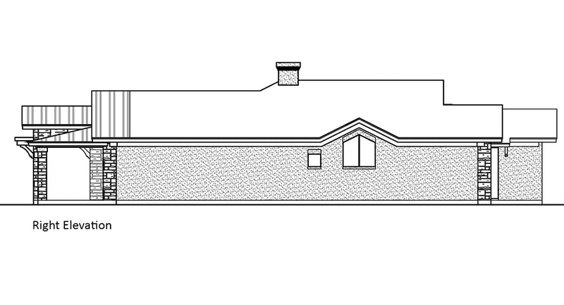 Perry Lane House Plan