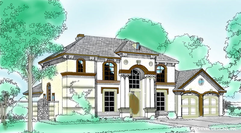 Pharsalia House Plan