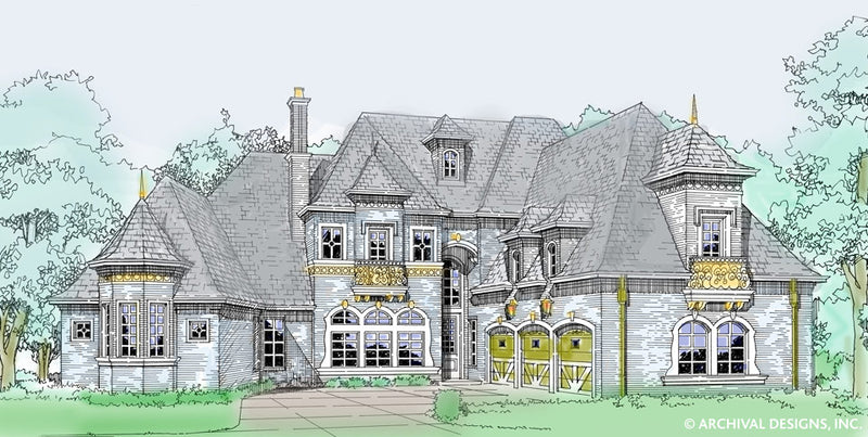 Pine Forest House Plan