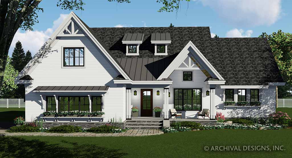 Pine Mist Acres House Plan